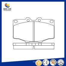 Hot Sale Pièces de châssis auto pour Toyota Hilux Brake Pad Gdb352 / 20852/0449160010