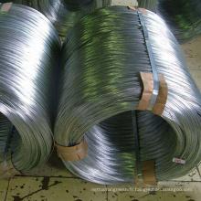 Matériau de construction Fil en acier galvanisé