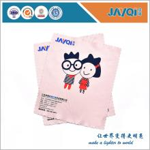 Silk Printed Microfiber Eyeglasses Cleaning Cloth