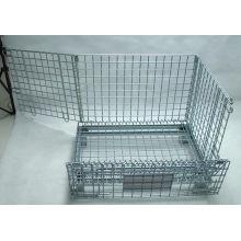 Hochwertiger verzinkter Wire Mesh Cage / Storage Cage