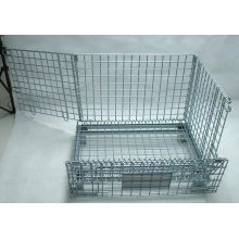 High Quality Galvanized Wire Mesh Cage / Storage Cage