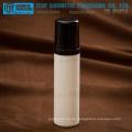 ZB-QW Serie 15ml 30ml 50ml Langhals Lotion Pumpe alle Runde weiße pp Kunststoff airless Plastikflasche