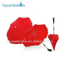 15 pouces 8 côtes belle parapluie poussette parasol pour bébé