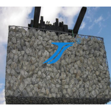 Hotdipped Galvanized Mesh Gabions/Cladding Gabion Mesh Box