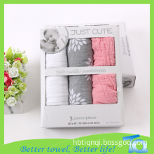 Organic 2 Layers Gauze Bath Towel Muslin Sleepsack Swaddle