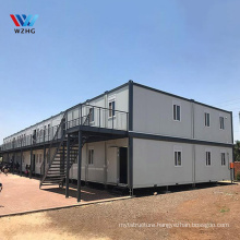 China manufacturer low price portable mobile house prefabricated 20ft 40ft prefab container office