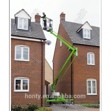 6m to 16m Trailer mounted mini boom lift