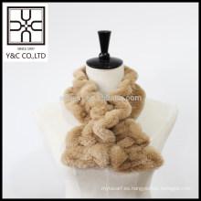 Nuevo diseño Elastic Faux Fur Snood