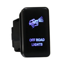 12V Spot LED Lights Push Switch/Button Switch for Toyota