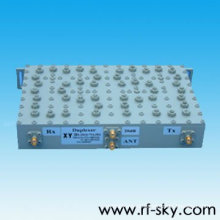 885-954 MHz SMA-F Conector Tipo GSM 24 M Ordem DCS Band Duplexer