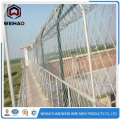 Galvanized concertina high quality razor barbed wire