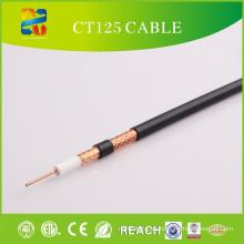Cable coaxial de baja pérdida CT125 con paquete de 305 m