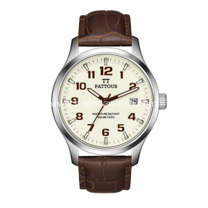 Quartz strap watches men wholesale