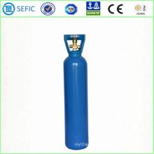 Cylindre de gaz en acier sans couture à haute pression de 5L (ISO140-5.0-20)