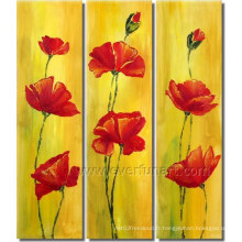 Hot-Sale Oil Painting of Flower