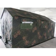Fibre de carbone pôle tente militaire
