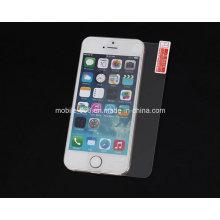 Protecteur d'écran de verre trempé de 9h 2.5D pour l'iPhone 5 5s