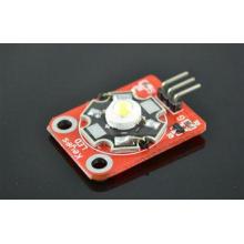 3W 700Ma LED Lamp Bead Modules 3000K - 3200K Warm White For