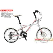 Vélos de vélo mini-vélo 16 vitesses en alliage de 16 vitesses (AP-2001)