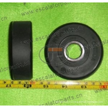 Эскалатор цепной ролик, шаговый ролик для части эскалатора hyundai, 76 * 25мм