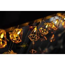 Schnur Diamant 10 LED