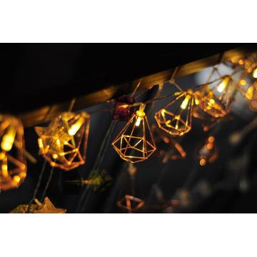 China for Led String Light,Mini Led String Light,Copper Wire Led String Light Manufacturers and Suppliers in China String Diamond 10 LED supply to Netherlands Manufacturer