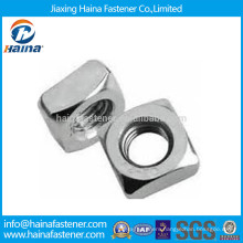 DIN557 M8 Stainless Steel Square Nuts for Industry