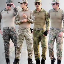 Multicam Camuflagem Uniforme Militar para Vestuário Militar Tático