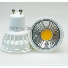 5W COB Epistar LED GU10 Luz