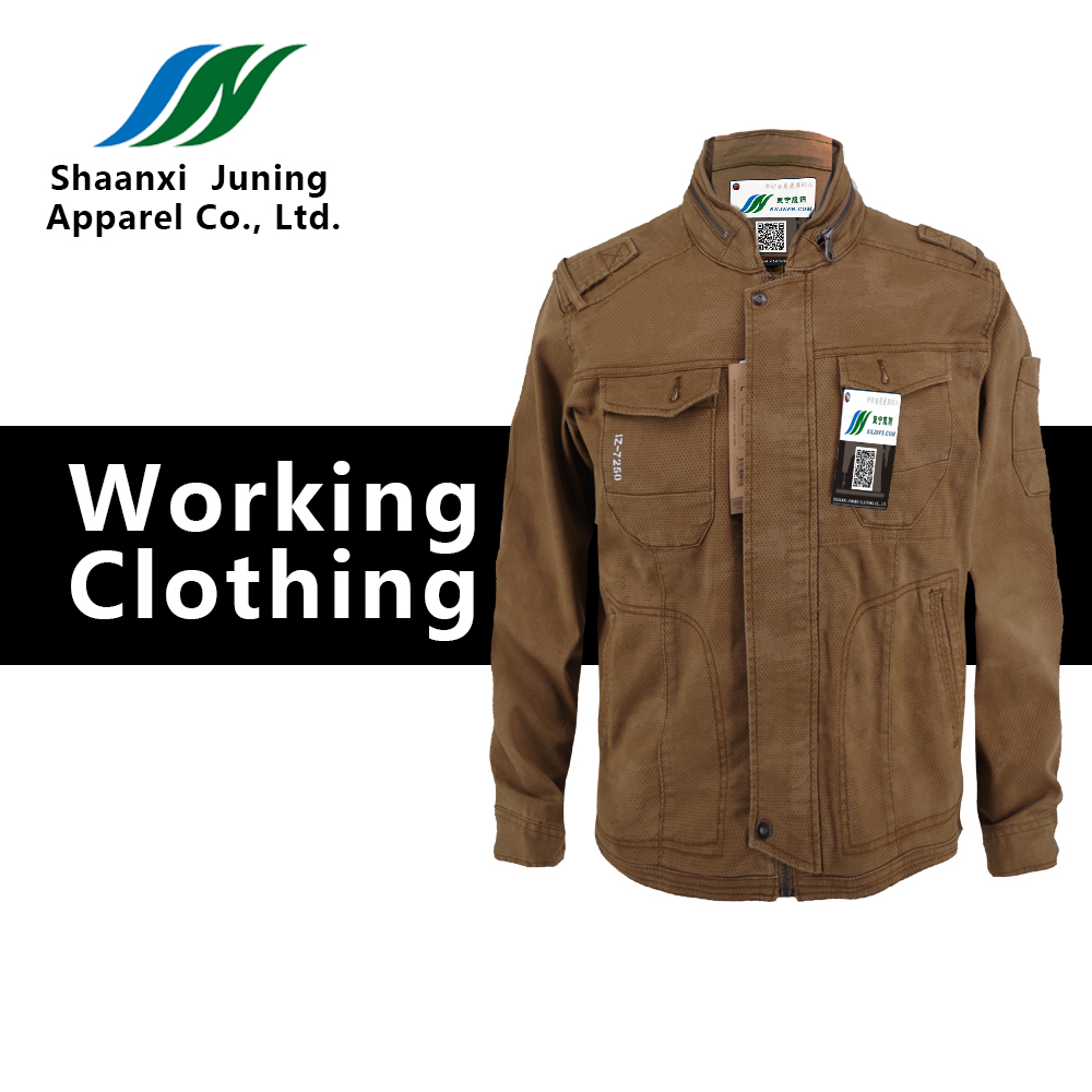 Vehicle Maintenance Work Clothing 044