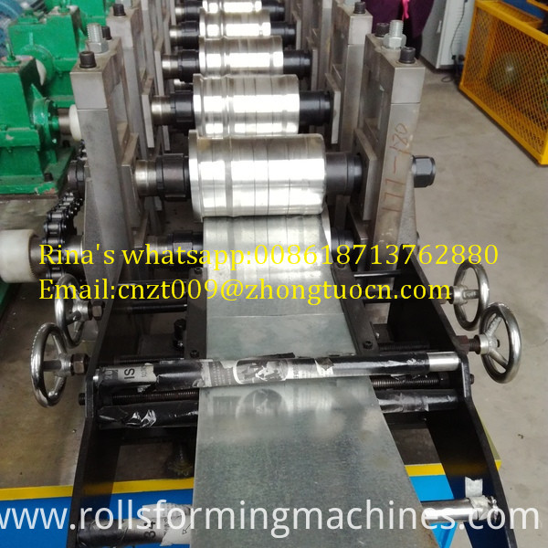 gear box transmission shutter door roll forming machine 1