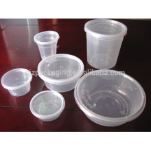 Eco-friendly PVC lamination PE packaging film for disposable fast food box