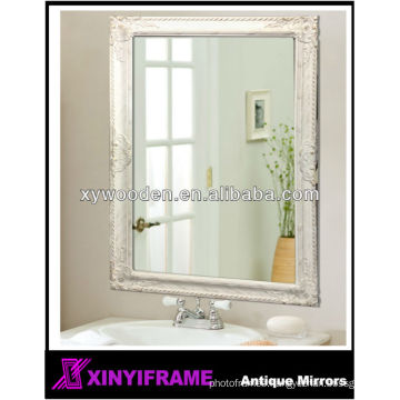 decoration wood antique frame gray for wall mirror