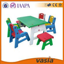 보육 공부 테이블 최신 디자인 좋은 어린이 테이블 및의 자