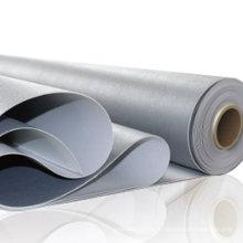 Membrana impermeável de PVC com certificado ISO