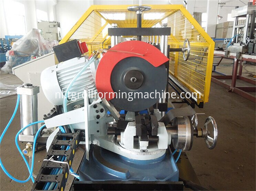 Round Tube Downspout Roll Forming Machine