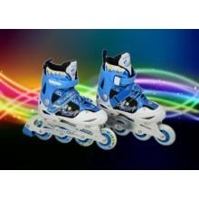 Blue Kids Carton Inline Skate