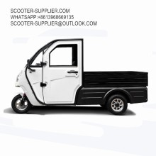 80km Range Electric Farmer's Car Small Truck