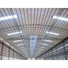 Feuilles de toit ondulées transparentes pour la vente en gros à Foshan