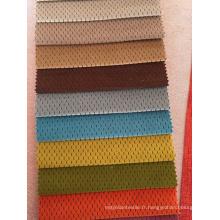 Tissu en velours à tricoter super doux à tricoter