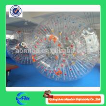 Bola inflable del zorb bola humana clasificada bola del hámster para los adultos y los cabritos