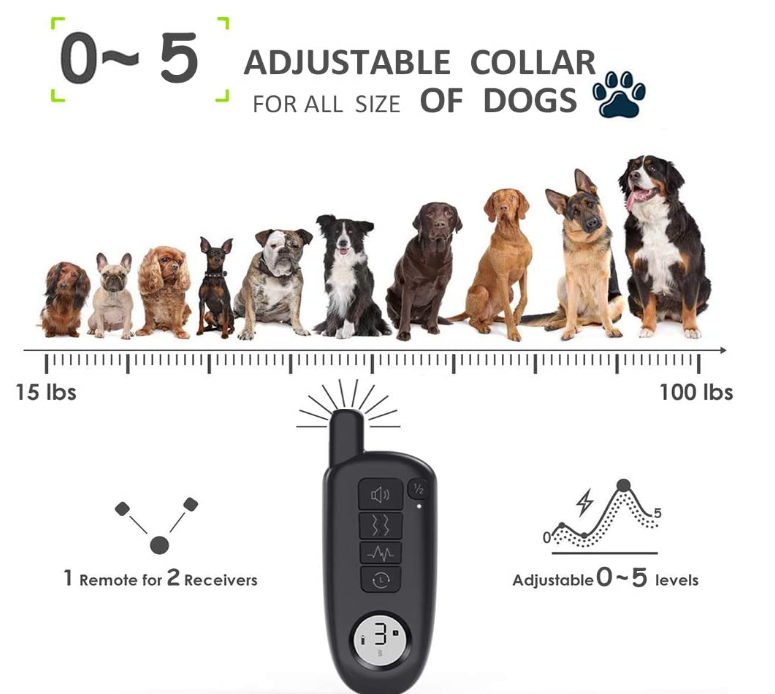 Puppy Dog Bark Collar
