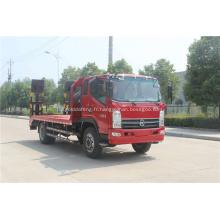 KAMA 4200 camion à plateau empattement