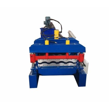 GI PPGI Glazed Step Tile Making Machine