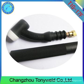 Trafimet ergo tig 17F torche de soudure à tête flexible