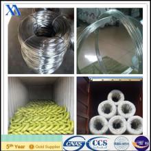 Redrawn Soft électro galvanisé fil