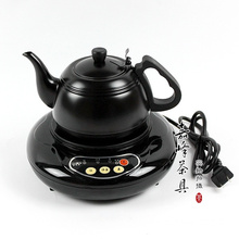 High Quality Electric Ceramic Tea Kettle with Overheat Protection Device