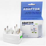all-in-one universal world travel adapter/universal multi travel smart charger for promotion