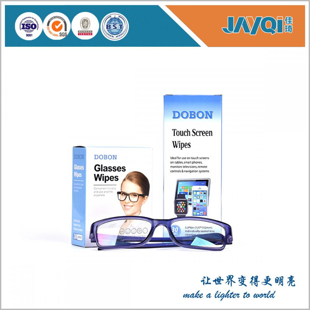 OEM Anti-fog Glasses Wet Wipes