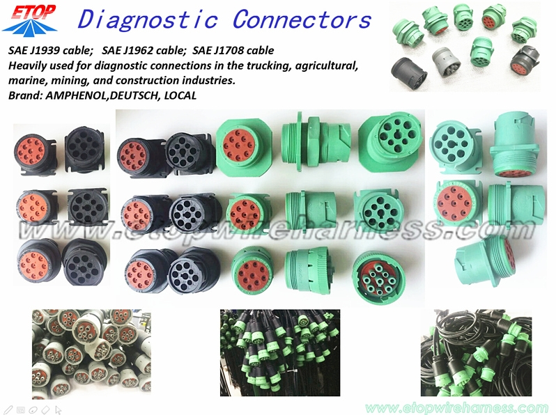 diagnostic connectors